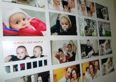 magnet personalizat pentru bebelusi
