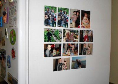 magneti de frigider cadou personalizat familie
